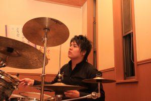太田ドラム教室 トミー