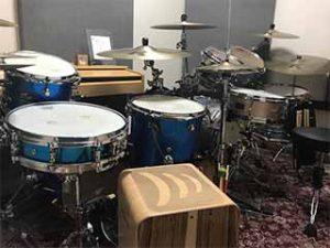 群馬県 太田市のドラム教室