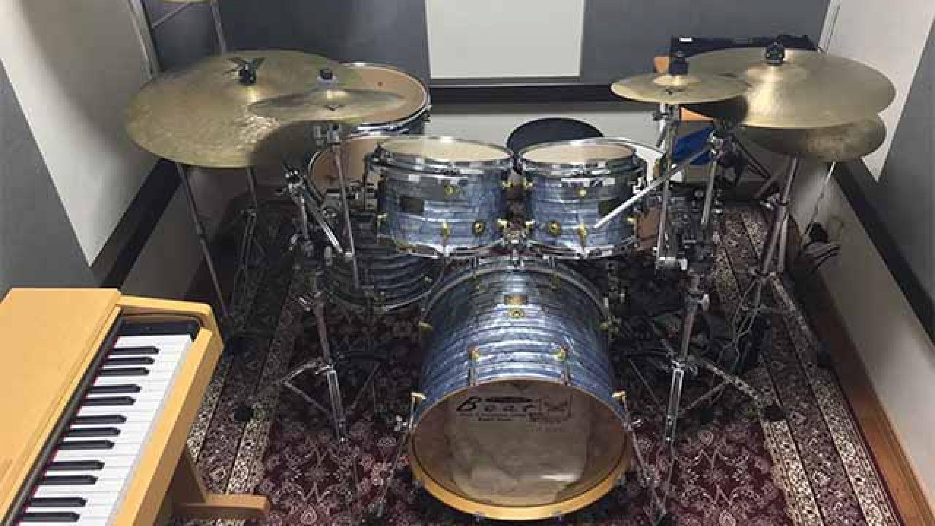 群馬県太田市 スタジオビート ドラム教室