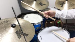群馬 趣味 ドラム