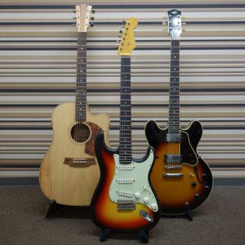 群馬 太田 ギター教室