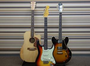 アコギ エレキ ギター レッスンできます