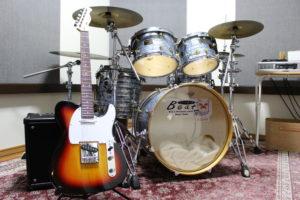 群馬 音楽 教室 ギター ドラム