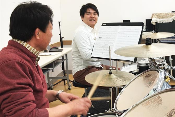 太田 ドラム